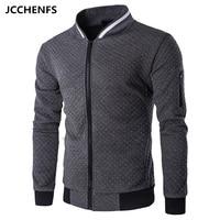 JCCHENFS 2017 New Men S Jacket Zipper Design Mens Outerwear Coats Stand Neck High Quality Autumn