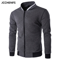 JCCHENFS 2017 New Men S Jacket Zipper Design Mens Outerwear Coats Stand Neck High Quality Autumn