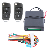 Good function! Keyless entry system with remote central door locking, electronic lock/pneumatic lock optional & car finder