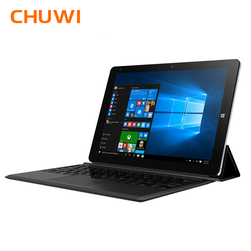 где купить CHUWI Hi10 Plus Tablet PC Windows10 & Android5.1 Dual OS Intel Cherry Trail Z8350 Quad Core 4GB RAM 64GB ROM 2 in 1 Tablets дешево