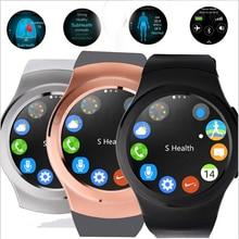 Venda hot n ° 1 smart watch bluethooth sim card tf cartão de siri monitor de freqüência cardíaca reloj smartwatch g3 para samsung gear s2 s3 moto360
