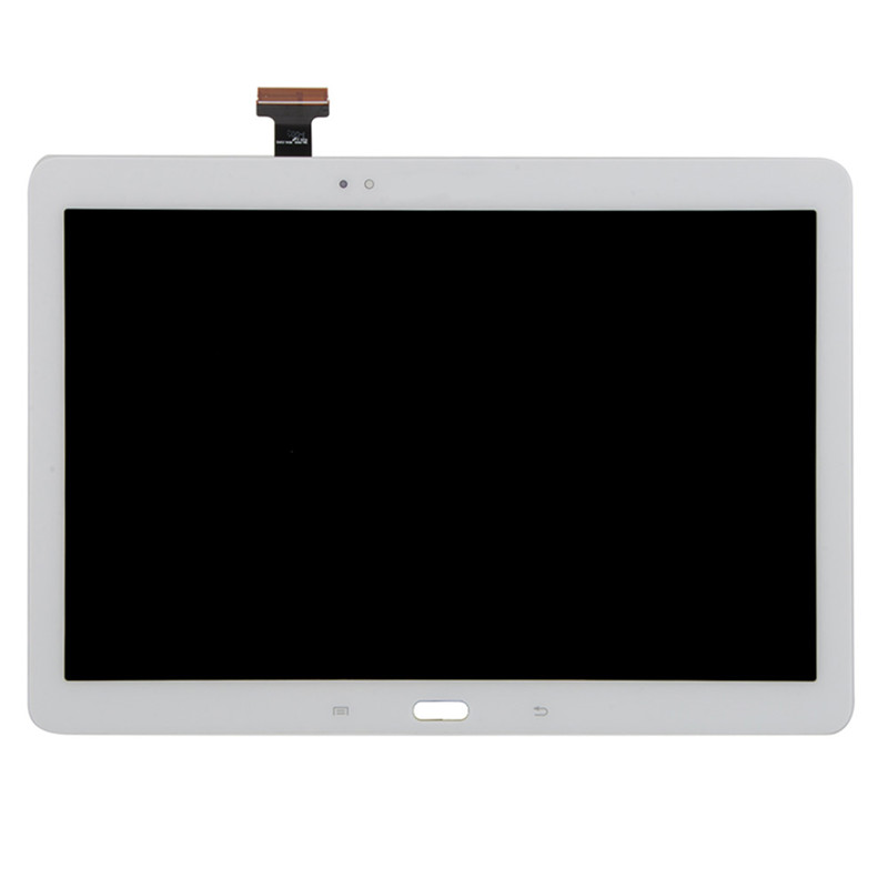 все цены на  White LCD Display Touch Digitizer Panel LCD Combo Replacements Fit For Samsung Galaxy Tab Pro 10.1 SM-T520 Tablet LCD  онлайн