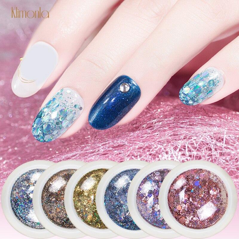 garrafas 12 paillette mista nail art glitter lantejoulas prego ultra fino flake pigmento dicas manicure decoracao