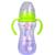 Saco de Garrafas De água Automático Caule Verde Fluxo Médio Garrafa Bpa Livre Bebê Único Carregado Sólida Em Forma de Cabaça-Mamadeiras-garrafa
