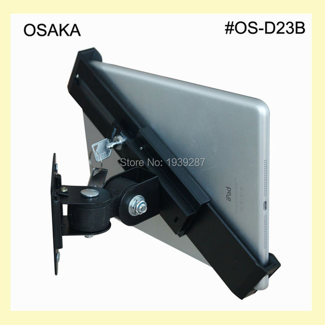 7 To 13 Inch Tablet Security Wall Mount Lock Bracket
