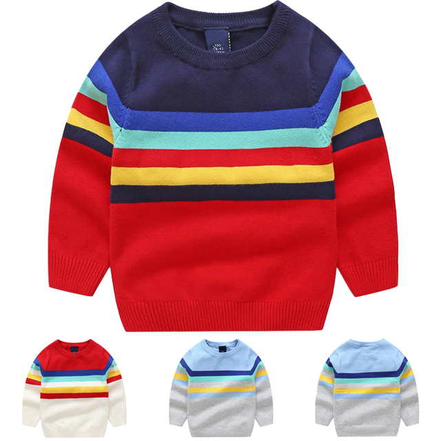 8f87f2899972 boys sweaters winter tops baby boy sweater autumn 2018 kids knit ...