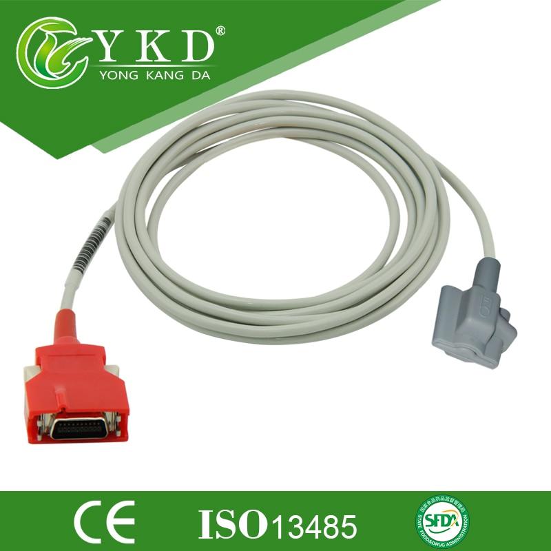 Masimo Rad-7 Rad-8 SpO2 Pediatric Soft Tip Pulse Sensor Probe 2201 DCI-DC-3 Rainbow Red 20Pin rad