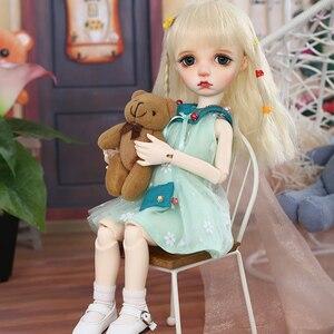 Image 3 - OUENEIFS Puppe BJD Colette aimd 3,0 YOSD Puppe 1/6 Körper Modell Mädchen Jungen Puppe Shop