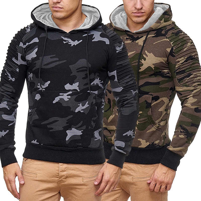 Camouflage Hoodies  3