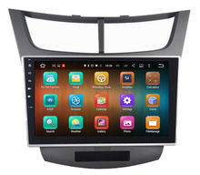 Ouchuangbo car media for Chevrolet Sail with radio GPS navigation bluetooth android system