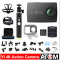 International Version! Original Xiaomi YI 4K Action Camera Ambarella A9SE Xiaoyi 2 Sports Camera