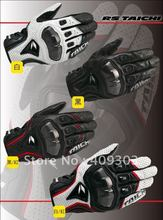 New arrival RS Taichi Armed Leather Mesh Glove,motorbike gloves,racing gloves,biker gloves RST390