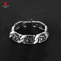 Wholesale Silver Male Friendship Bracelets Best Friends Hand Accessories Bracelet For Men New Arrival 2017