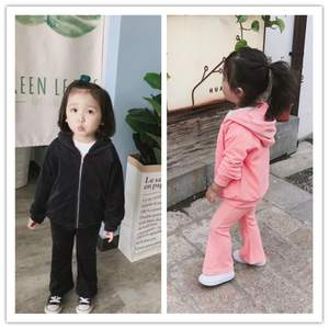 2bd60c36981 FEERIJT Baby Kids Clothes Toddler Girl Outfits 2pcs