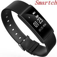 Smartch 2017 Newest N108 Smart Wristband Blood Pressure Heart Rate Monitor Smartband Waterproof IP67 Smart Bracelet