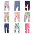 New 2017 Brand Quality 100% Cotton Baby Girls Leggings Toddler Kids Clothes Kids Leggings Girls Long Slim Pant Girls Pencil Pant