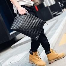 2019 Men's luxury handbags designer envelope clutch bags tra