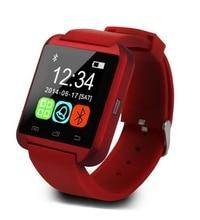 2016 Hot Sale Digital Smart Wrist Watch Wireless Bluetooth U8 Sport Pedometer Reminder Handsfree Smartwatch for