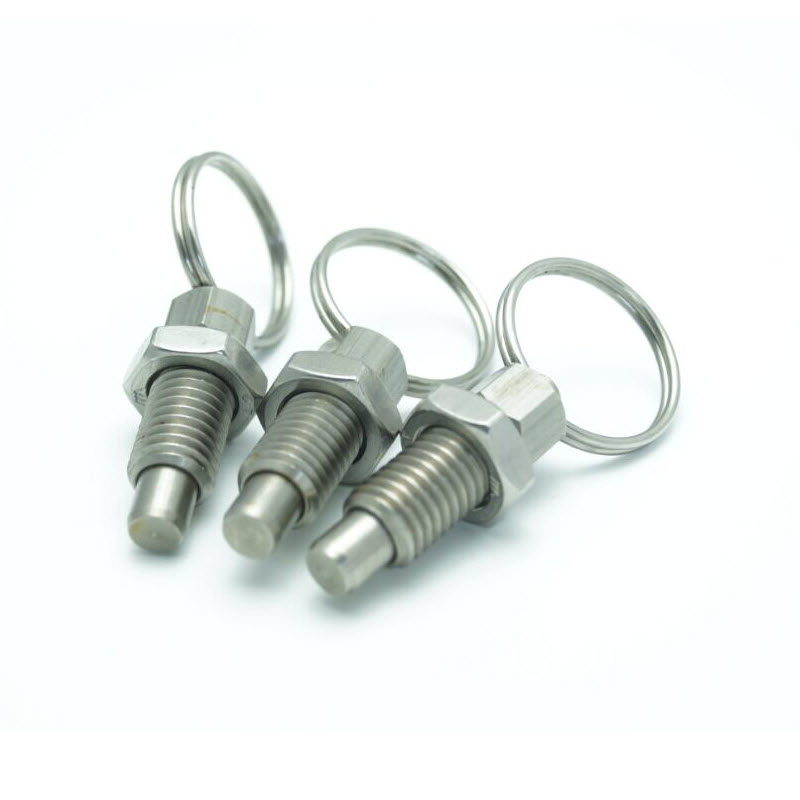 TF 08011-M12*24*8 Stainless Steel spring loaded pull pin