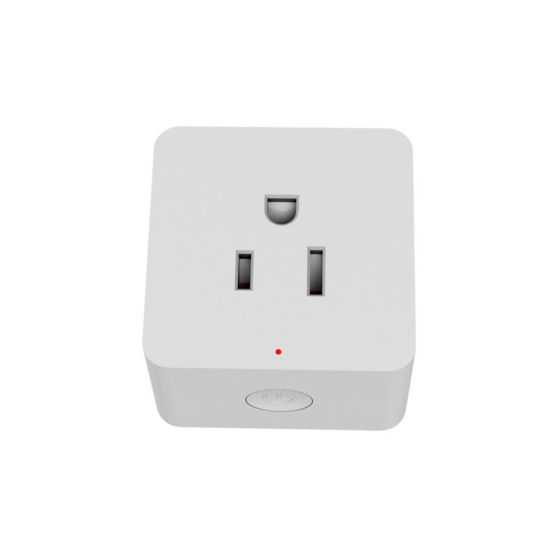 WiFi Smart Socket 10A Home Automation works with Alexa/Google home/Ifttt with Smart Home APP Suitable for IOS/ Android
