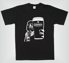 """DARTH VADER AND GUINNESS"" men's shirt"