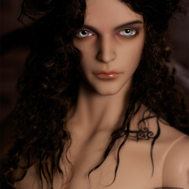 2019 New shelves <font><b>1/3</b></font> <font><b>BJD</b></font> dolls <font><b>SD</b></font> male body with EID complimentary eyeballs image