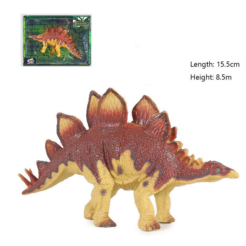Simulation Animal Dinosaur Model Micro Fairy Garden Miniature Ornaments Figurines Resin Craft Accessories Decoration Boy