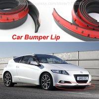 For HONDA CRZ CR Z CR Z Car Bumper Lips Spoiler For Car Tuning Body Kit