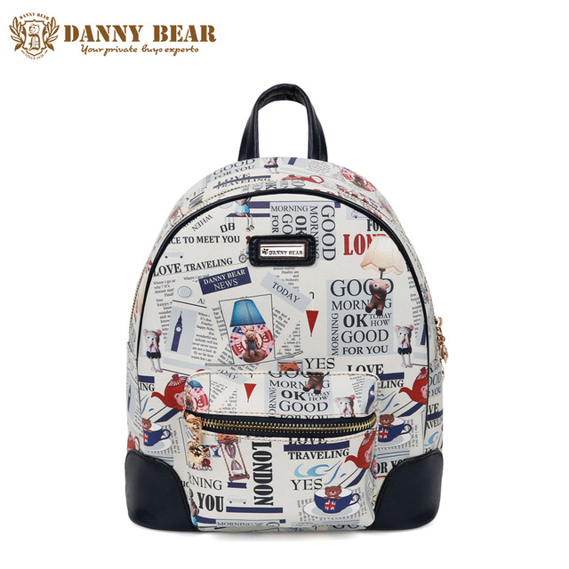 Danny bear рюкзаки детский рюкзак skip hop zoo pack butterfly купить