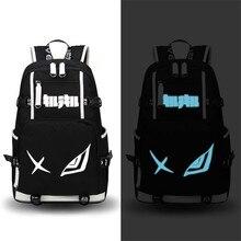 Новинка 2017 года убить ла световой рюкзак мужчины Косплей Matoi Ryuuko школьные сумки Mochila Feminina аниме женские сумки для ноутбука рюкзак
