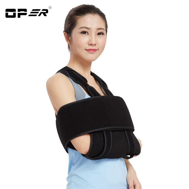 Oper apoyo médico hombro brazo codera codo eo-26 correa de neopreno elástico codera soporte artritis dolor epicondilitis