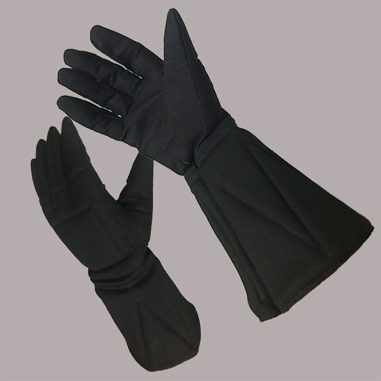 Coach leather glove for fencing Coach glove 2pcs lot 1pcs right and 1pcs left hand Best