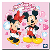 DIY 2015 Mickey Mouse Dancing Icon Gifts Needlework Diamond Embroidery Diamond Cartoon Embroidery Accessories Crystals Beadwork