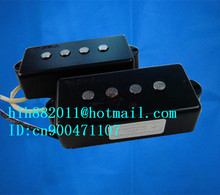 free shipping new 4 strings electric bass guitar pickup in black made in  South Korea TE-8381