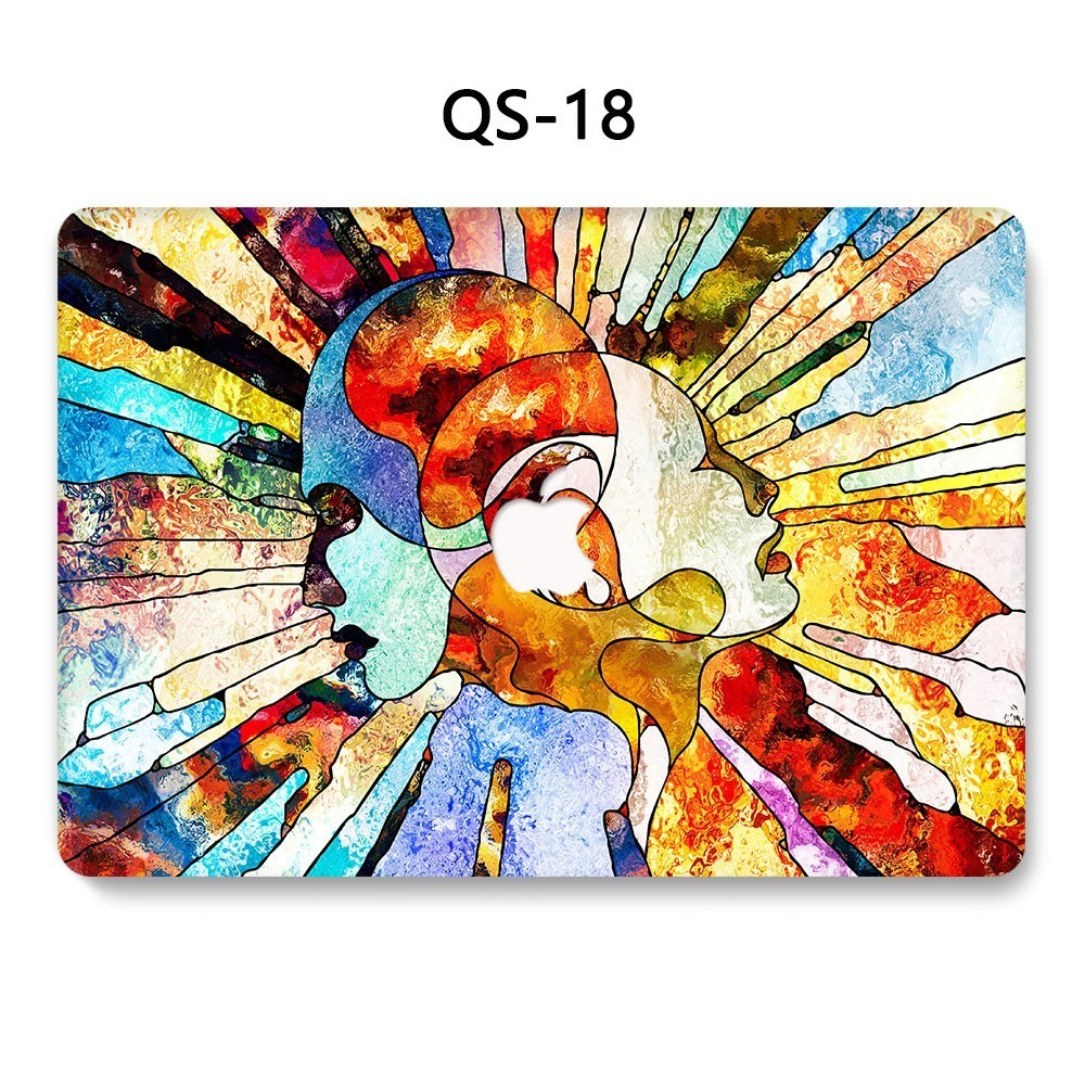 Image 2 - Fasion For New Notebook MacBook Laptop Case Sleeve Cover For MacBook Air Pro Retina 11 12 13 15 13.3 15.4 Inch Tablet Bags Torba-in Laptop Bags & Cases from Computer & Office