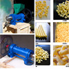2016 New Type Automatic Puffed Rice Machine Puffed Maize Making Machine Corn Puff Snack ZF