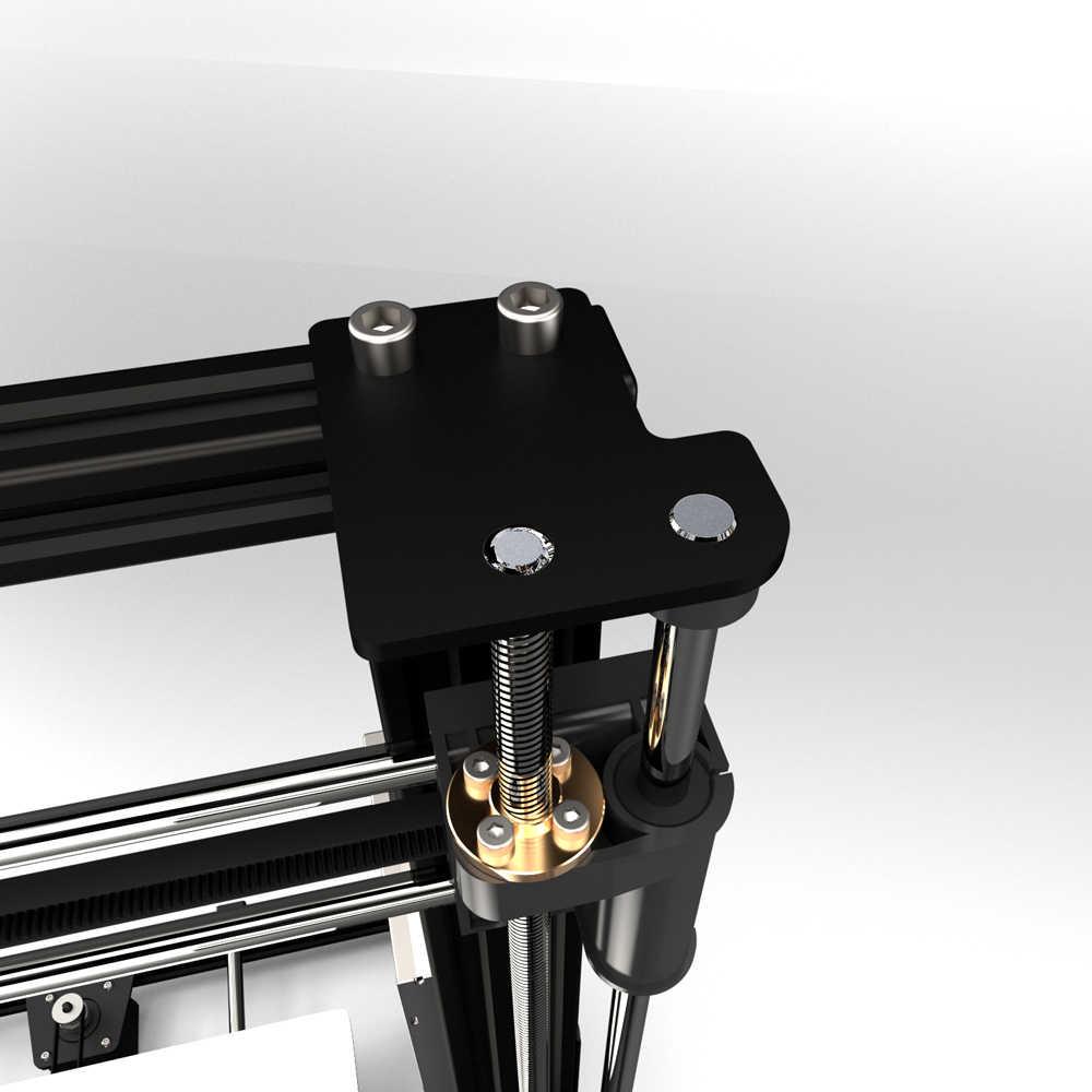 2020 Nieuwe Bijgewerkte Grote Print Maat 300*300*350 Mm Anet A8 Plus Impresora 3d Printer 3d Diy heel Afdrukken Met Micro Sd Card Usb