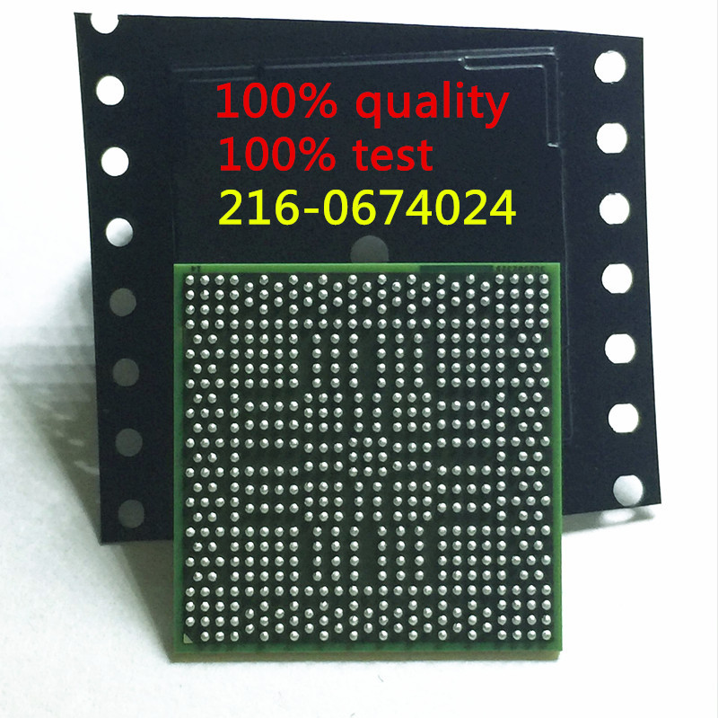 free shipping 216-0674024 216 0674024 refurbished test good quality 100% with 95% new appearance with chipset BGAfree shipping 216-0674024 216 0674024 refurbished test good quality 100% with 95% new appearance with chipset BGA