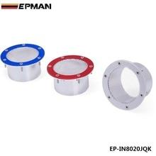 Высокое качество воздухозаборника крышка подходит для универсального 3 дюйма воздушный фильтр для VW Golf GTI MK2 EP-IN8020JQK