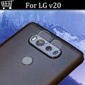 4 pcs para lg v20 voltar transparente guarda protetor de lente da câmera de proteção cobrir para lg vidro película transparente para lg v20 v20 macio lente