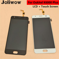 For Oukitel K6000 Plus LCD Display Touch Screen Tools Digitizer Screen Assembly Repair Parts 5 5
