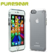 Puregear оригинальный тонкий прозрачный Корпуса анти шок чехол для iPhone 6 S 7 Plus (4.7 «, 5.5 «) с розничной упаковке 60770PG 60803PG