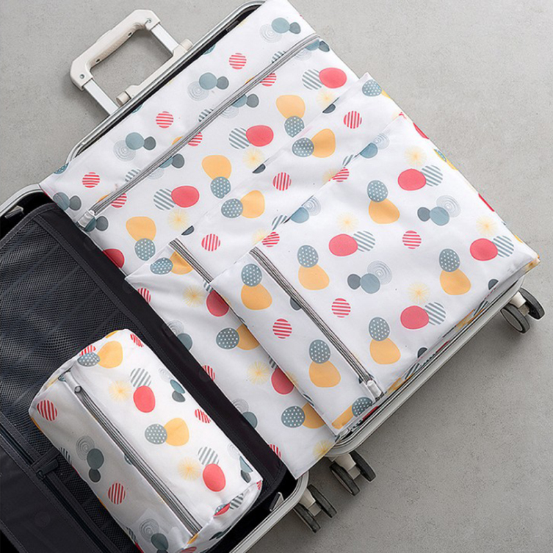 Underwear Lingerie Bra Laundry-Bag-Set Wash-Bag Washing-Machine Fine-Mesh Travel New title=