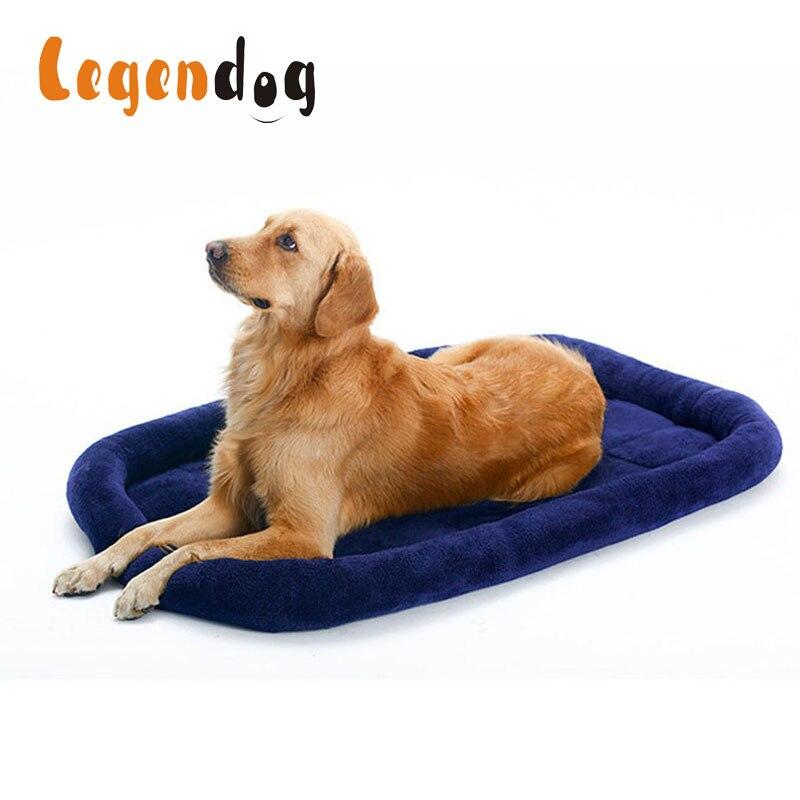 Legendog Super Big Dog Beds for Large Dogs Super Warm Dog Cat Sleeping Mat Huge Mattress Cushion Autumn Winter Pet House mattress