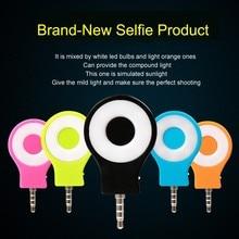 Hot RK07 Selfie Flash Light Retina Night Using Selfie Enhancing Flash light Portable for i6 6S