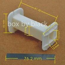 10 Stks/partij Nieuwe 82*42 Mm Met Stalen Plastic Spoel Draad Spoel Voormalige Voor Diy Speaker Crossover Spoel