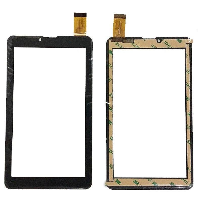 "Para 7 ""Digma HT7071MG HT 7070 MG 7071 MG/TM-7076 X-pad NAVI TEXET 7,1 3G /Navitel A730 3G Tablet painel Digitador da tela de A"