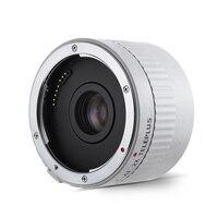 C-AF Telekonwerter 2X AF Autofokus Obiektyw Obiektywy Powiększenie Extender do Canon EF Mocowanie Obiektywu Aparatu DSLR