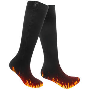 Heated Socks Women for Chronically Cold Feet USB Lower Voltage And Cotton