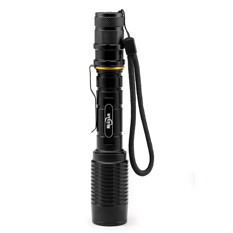 ZK20 Linterna LED V5 T6 8000LM 5 modos Zoom dropshipping Linternas - Iluminación portatil - foto 4